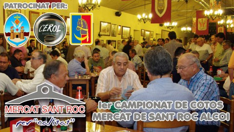 "Final campeonato cotos ""Mig Any"", 20:15h Filà Llana (Alcoy)"